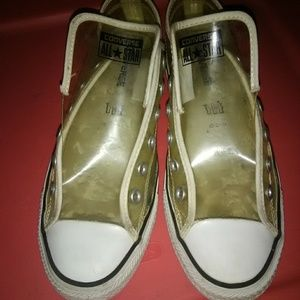 Clear Converse All Stars
